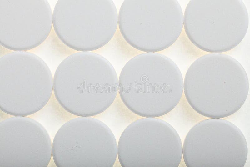 Download White Big Pills Background Stock Photos - Image: 16759953