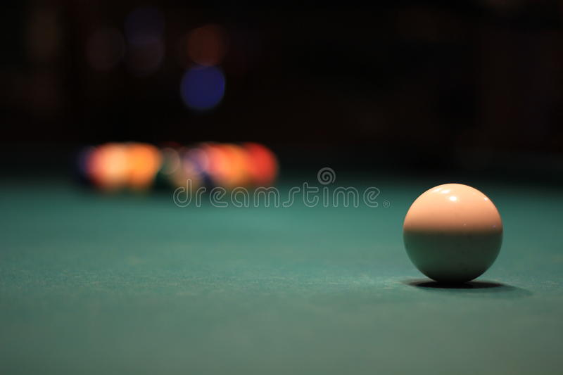 Download White billiard ball stock image. Image of group, competition - 33290175