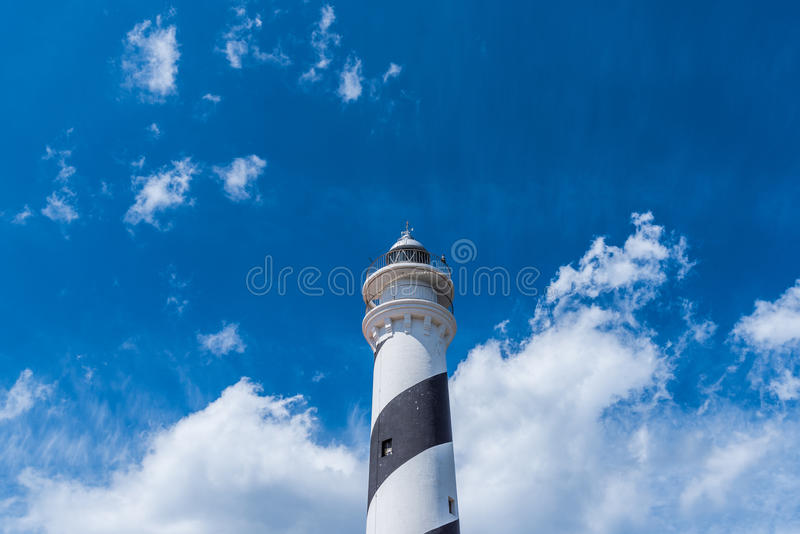 White And Black Light House During Day Time Free Public Domain Cc0 Image