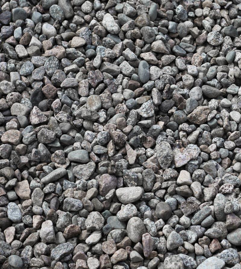 White and black pebble stones stock photos
