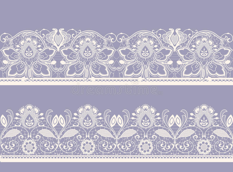 Download White And Black Seamless Lace Stock Photos - Image: 26945453