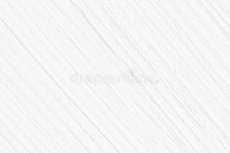 White blank concrete wall with rustic natural stripe texture for abstract background texture and design purpose stock photo