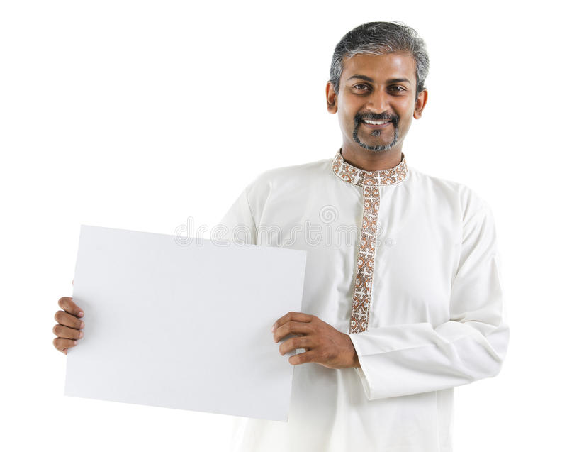White Board Stock Photo