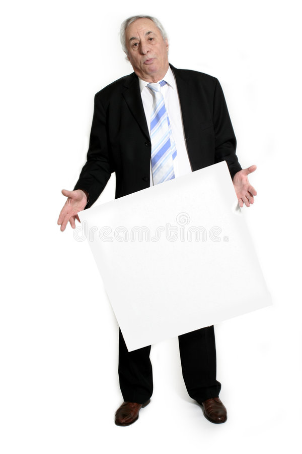 Download White board stock photo. Image of sign, senior, posture - 469486
