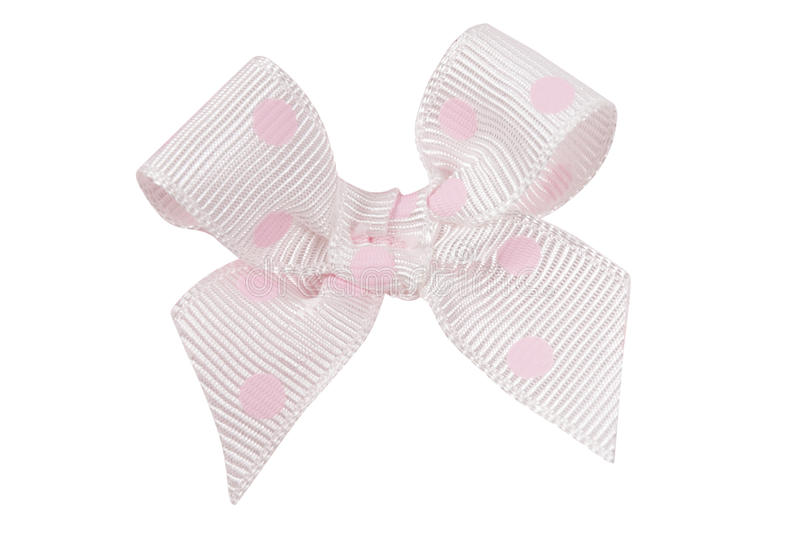 Download White Bow Stock Photography - Image: 27835082