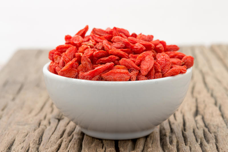 how to prepare goji berries