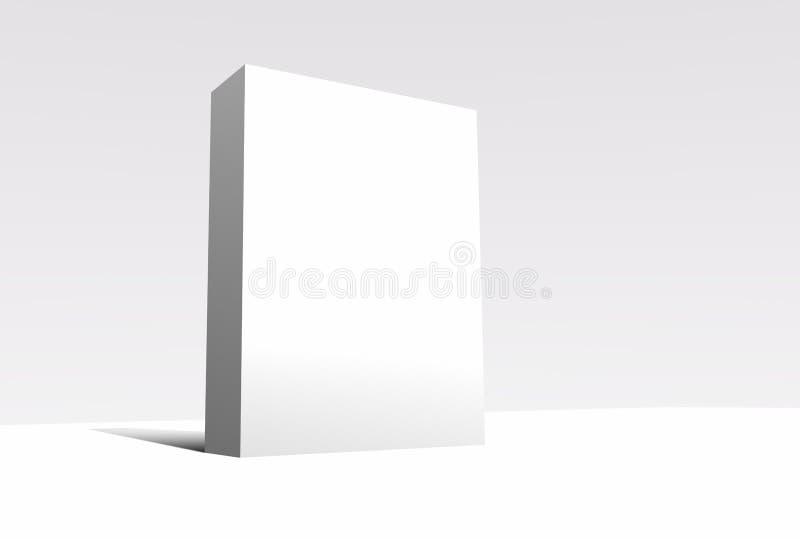 Download White Box stock illustration. Illustration of high, digital - 3013931