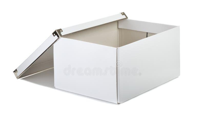 Download White box stock image. Image of storage, shape, carton - 9044195