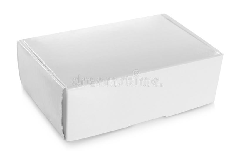 White box royalty free stock images