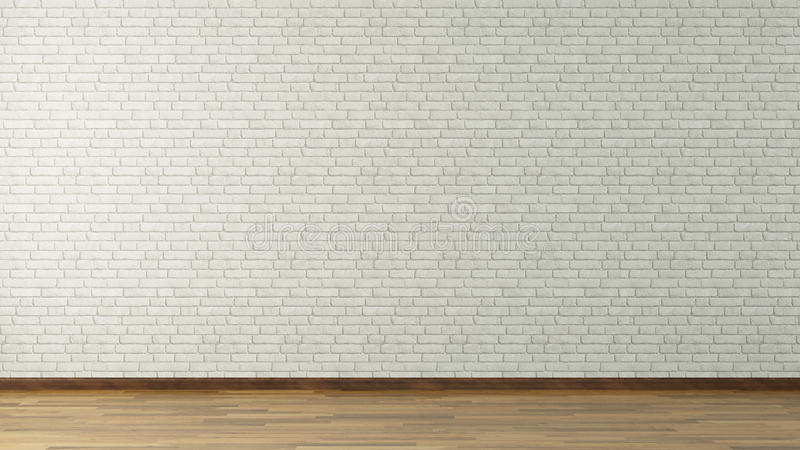White brick wall. Bacground for your design
