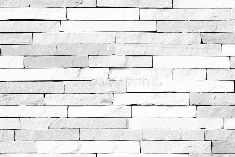 White brick wall background texture/white brick wall texture of modern ideal for background and used in interior design. White brick wall texture of modern royalty free stock photo