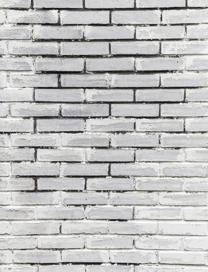 Download White Brick Wall Closeup Vertical Background Texture Stock Photo