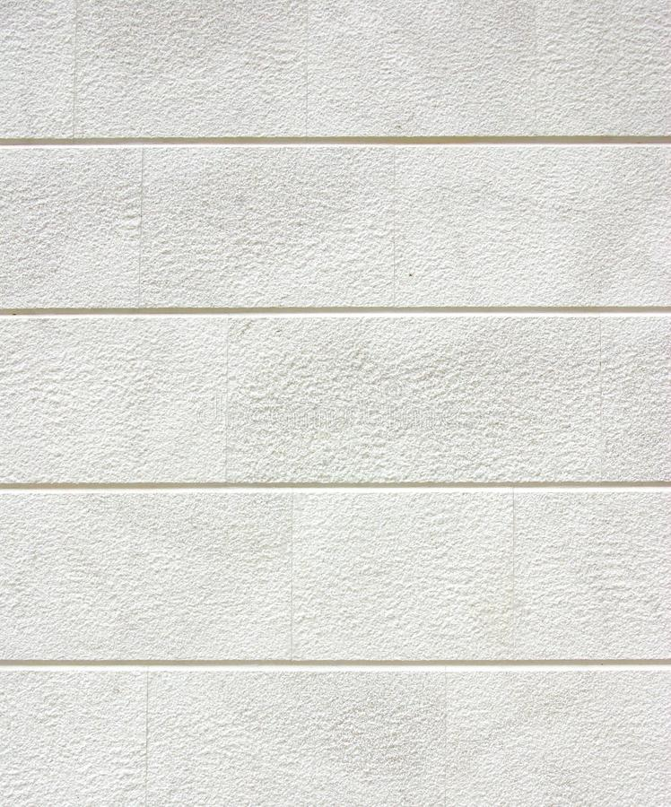 White brick wall or plaster, texture background royalty free stock image