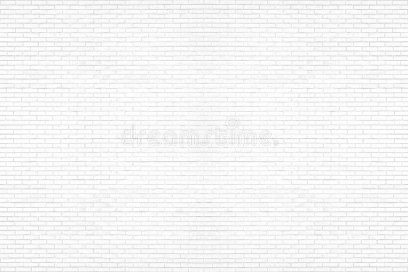 White brick wall texture background for wallpaper. Modern white brick wall texture background for wallpaper and graphic web design stock illustration