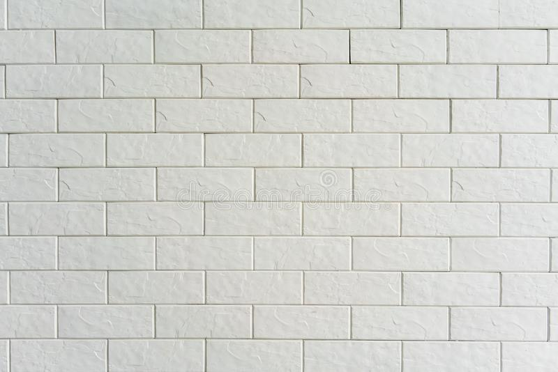 White Brick Wall Texture For Background Or Wallpaper Stock Photo Image Of Construction Decoration 156497154