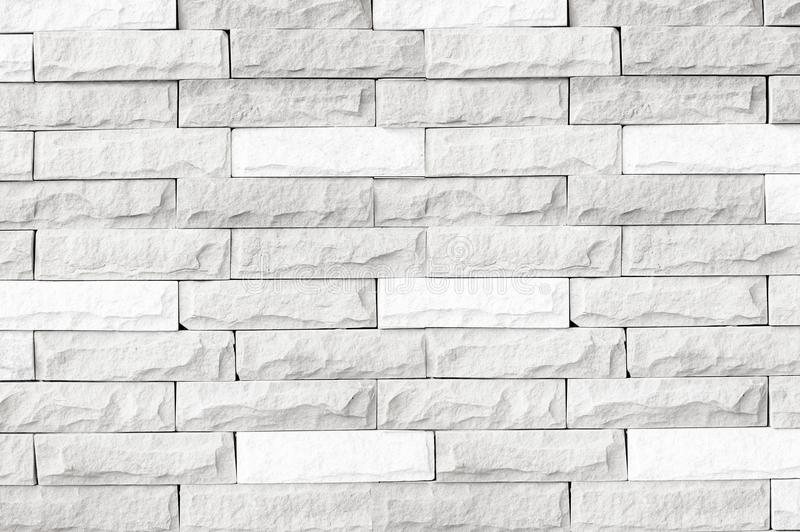 White brick wall texture/white brick wall texture of modern ideal for background and used in interior design. White brick wall texture/white brick wall texture royalty free stock photography
