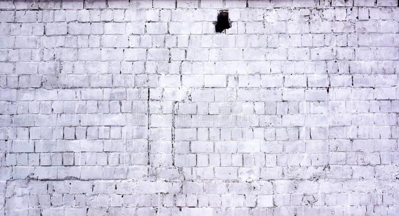 White bricks, urban background royalty free stock photo