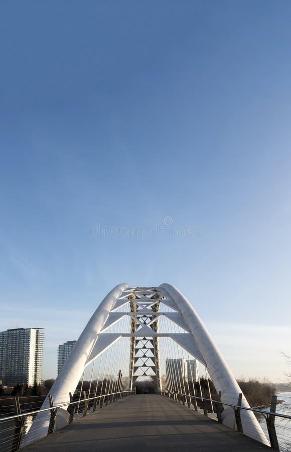 White Bridge Under Blue Sky Free Public Domain Cc0 Image