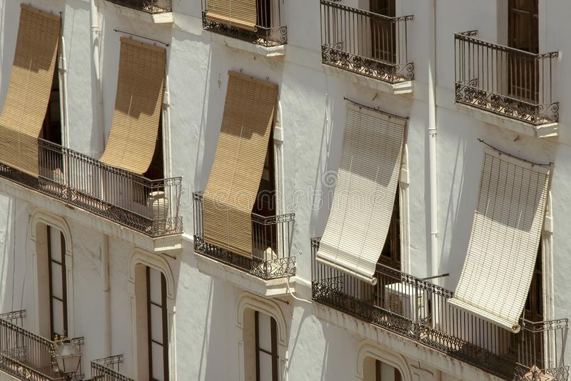 White Building With Balconies Free Public Domain Cc0 Image