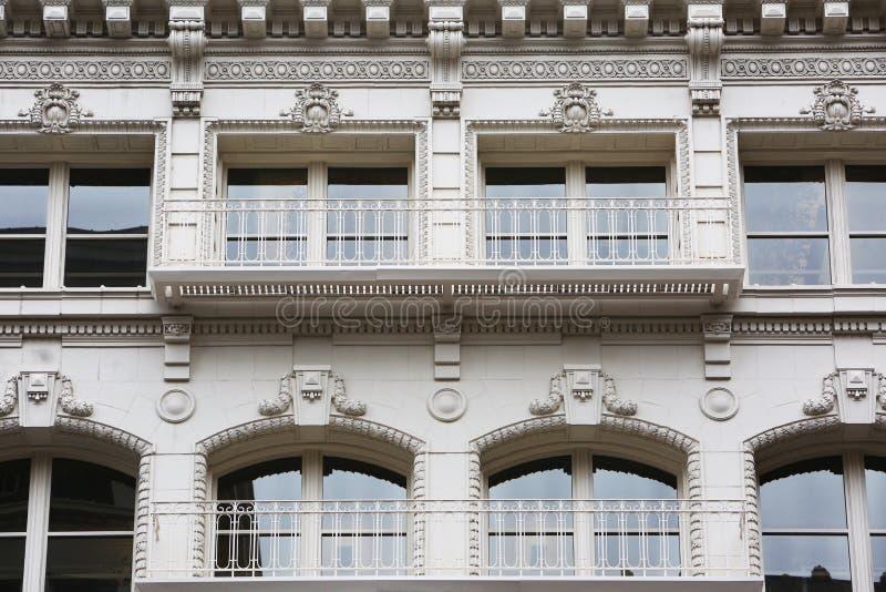 White Building With Terrace Free Public Domain Cc0 Image