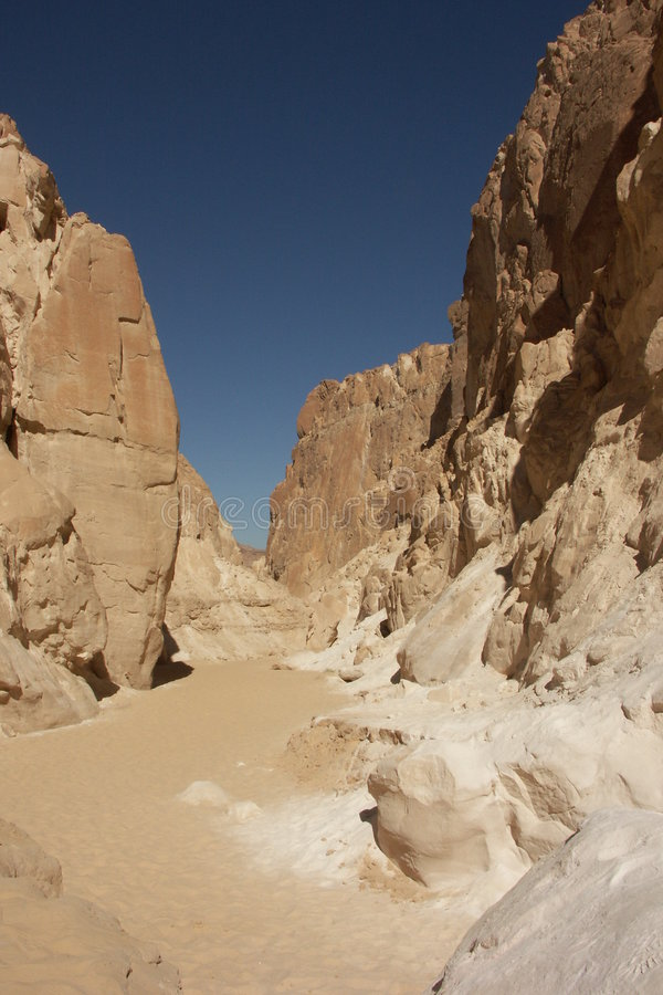 Download White Cañon Stock Images - Image: 3786604