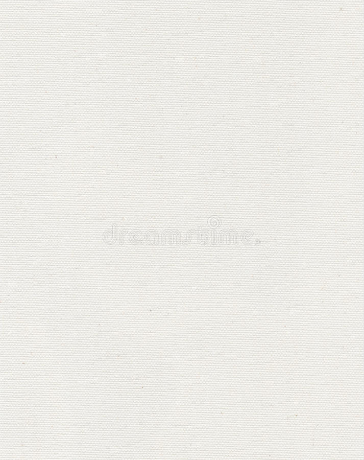 White canvas texture stock photography