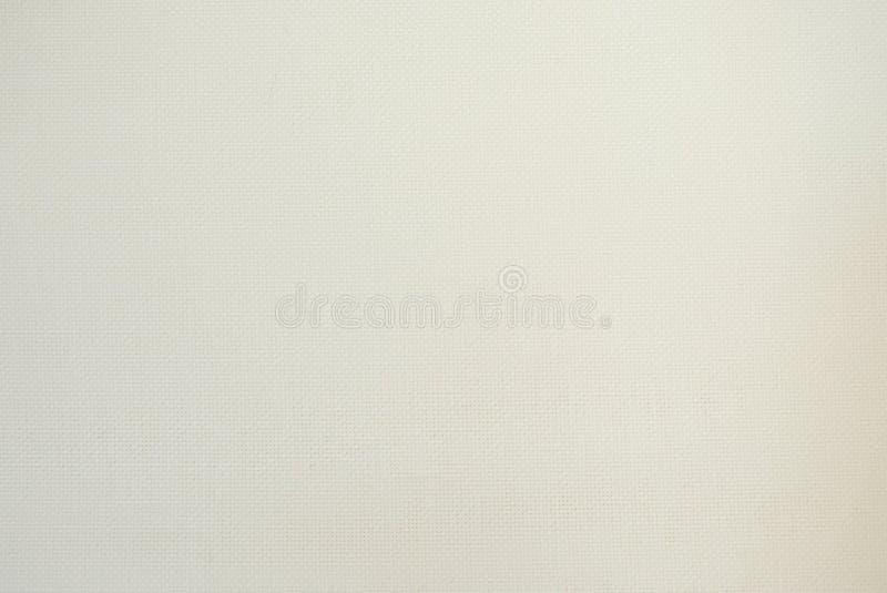 White canvas stock photo