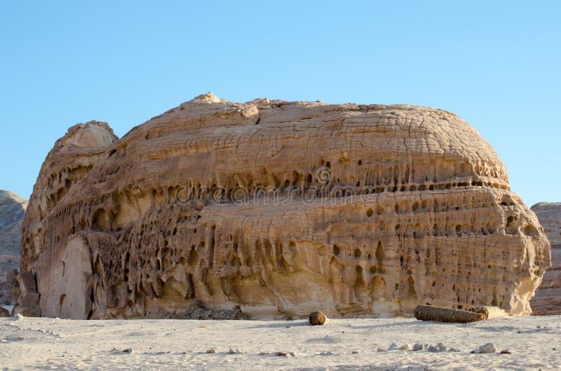 white Canyon sandstone Mountain stock image
