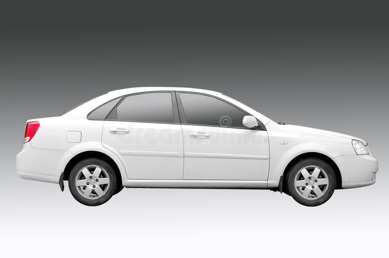 Download White car stock photo. Image of auto, driver, business - 24286206