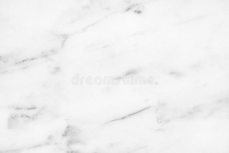 White Carrara Marble natural light surface for bathroom or kitchen countertop stock photos