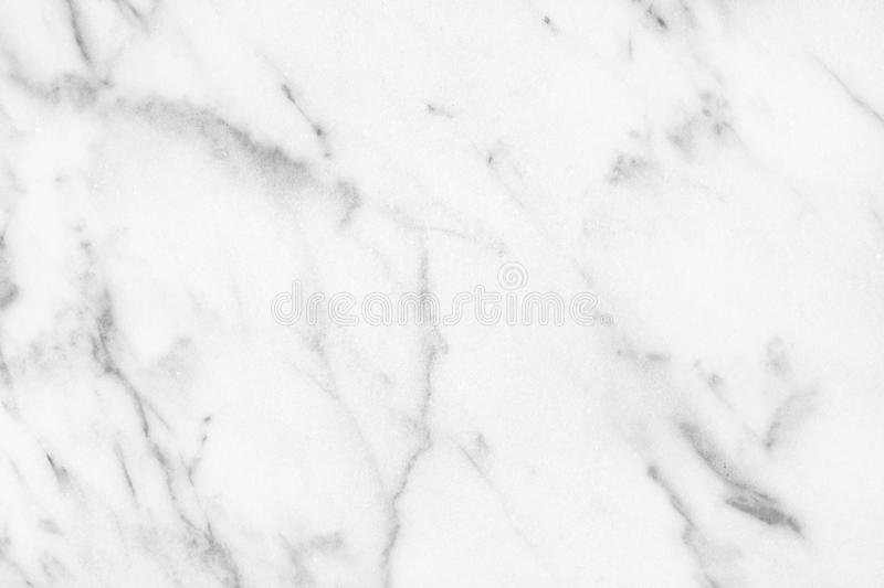 White Carrara Marble natural light surface for bathroom or kitchen countertop stock photography