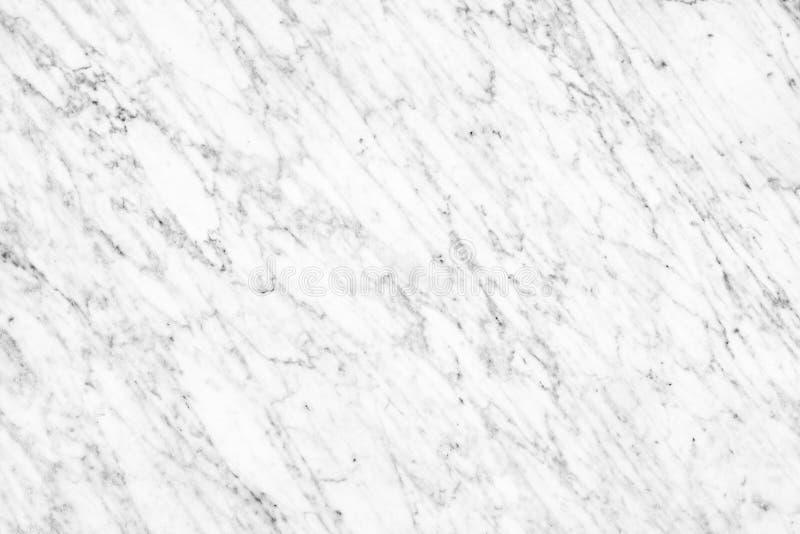 White Carrara Marble natural light surface for bathroom or kitchen countertop royalty free stock photos
