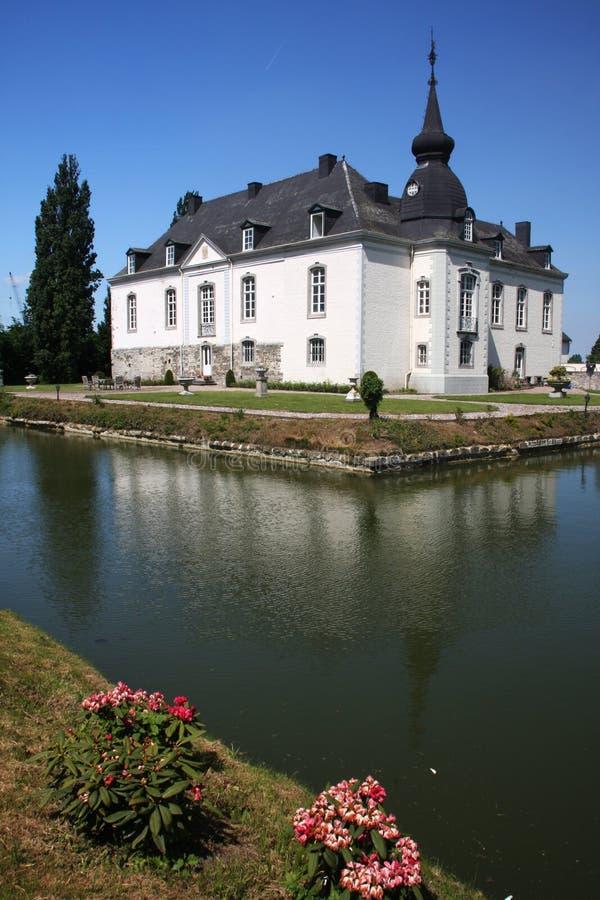 White castle royalty free stock image