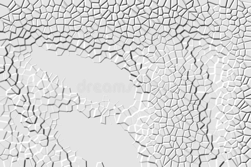 White cement pavement creative background stock image
