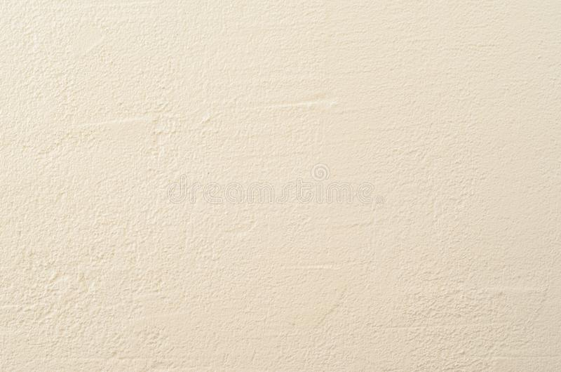 Plaster Wall Background. White Cement Plaster Wall Texture. Clear Blank Background royalty free stock photography
