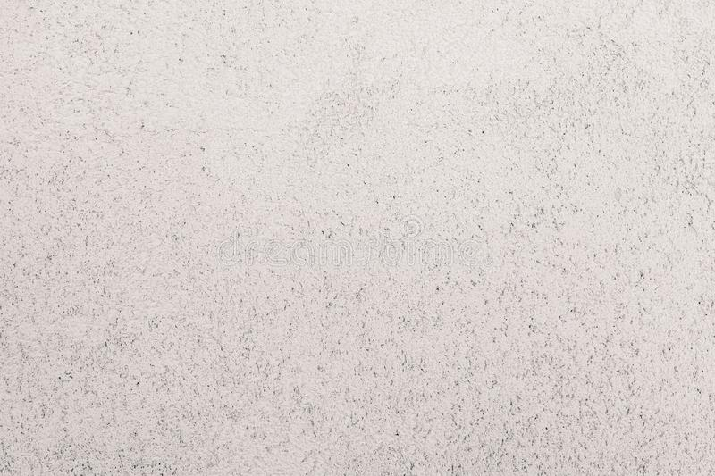 White wall texture decorative plaster royalty free stock image