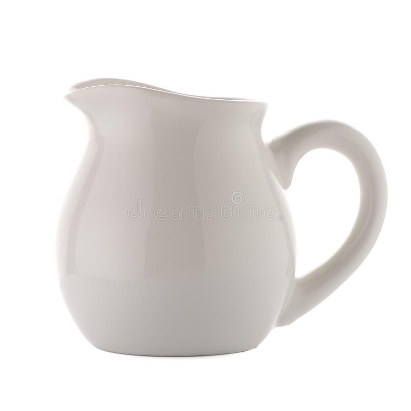 Free White Ceramic Pitcher Stock Image - 107058301