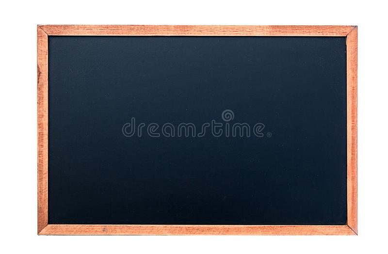 A white chalk on Empty Chalk board Background/Blank stock photos