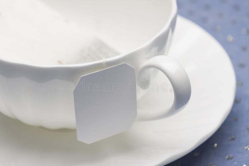 White China Tea Cup royalty free stock photos