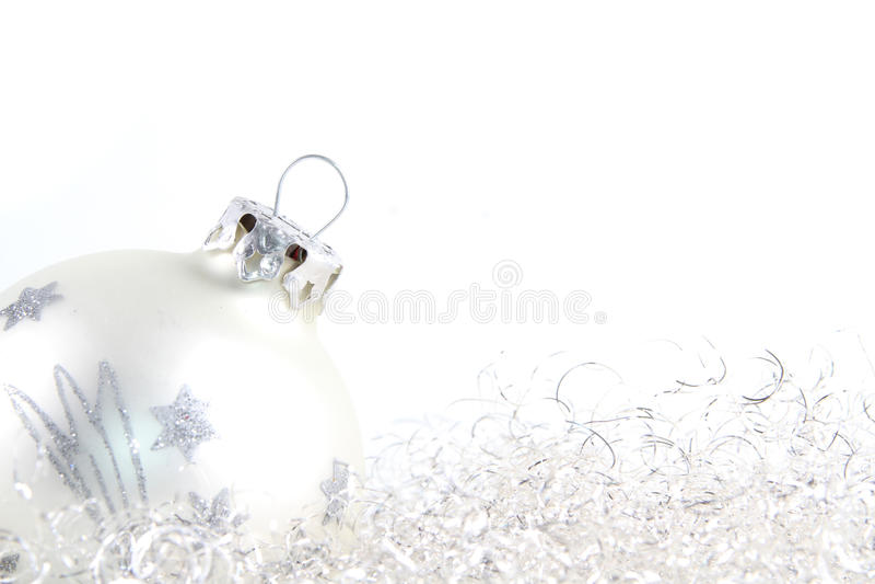 White christmas royalty free stock photos