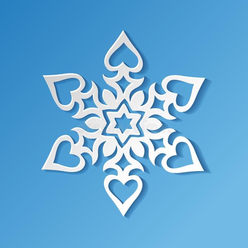 Snowflake Clip Art - Blue - Snowflakes Clipart Transparent PNG