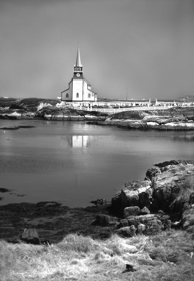 White Church Next To Body Of Water Free Public Domain Cc0 Image