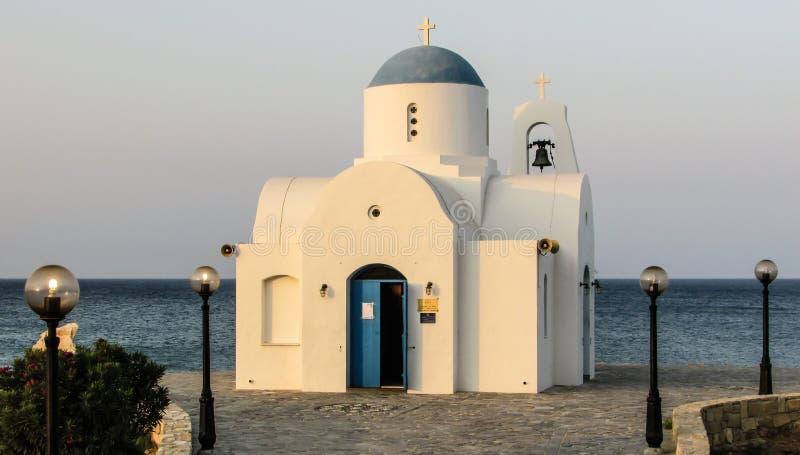 White Church Photo Near Ocean Free Public Domain Cc0 Image