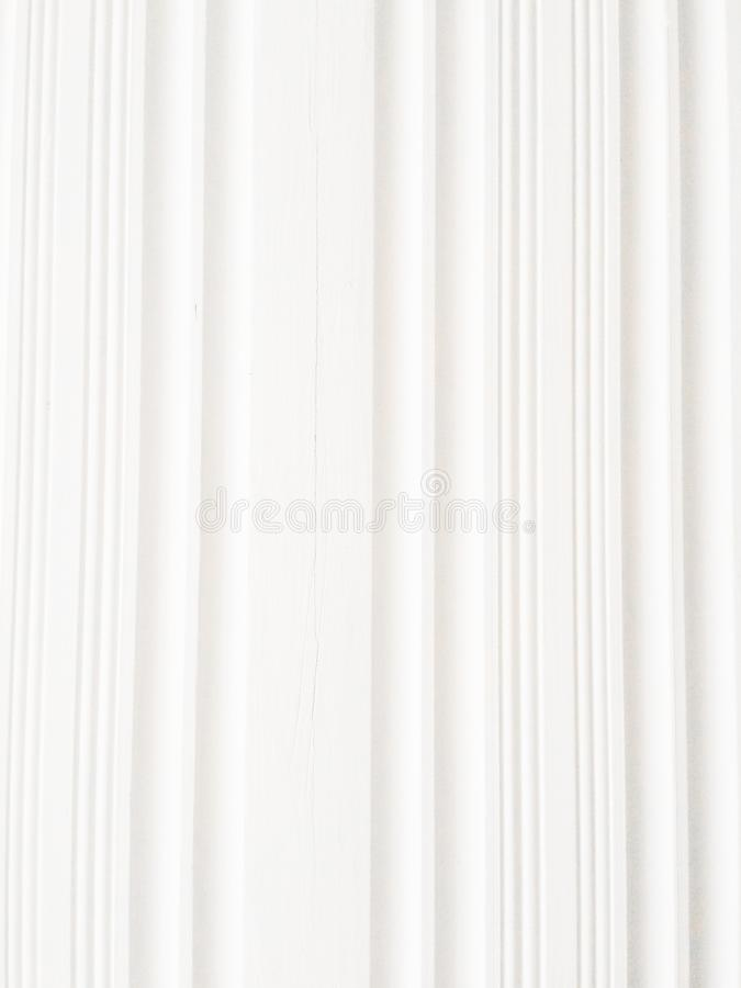Elegant geometric white background with 3d lines and space for text royalty free stock photography