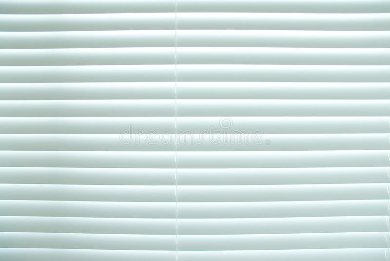 Download White closed blinds. stock image. Image of privacy, light - 24896753