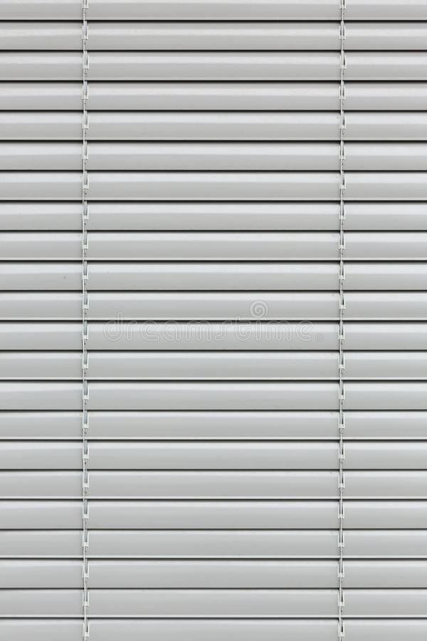 White closed jalousie royalty free stock images