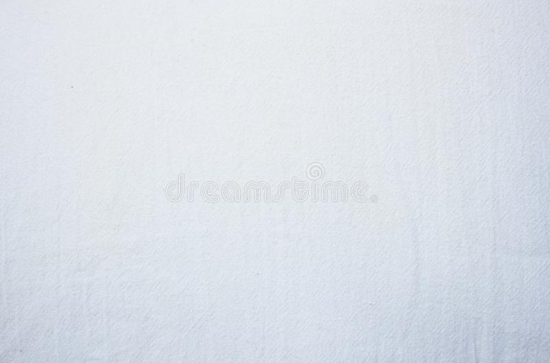 White cloth. White clean white cloth, ancient silk fabricrn royalty free stock photography