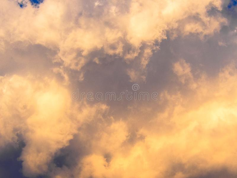 White cloud in the sky. One White cloud in the sky only. Good for background or screensaver stock photography