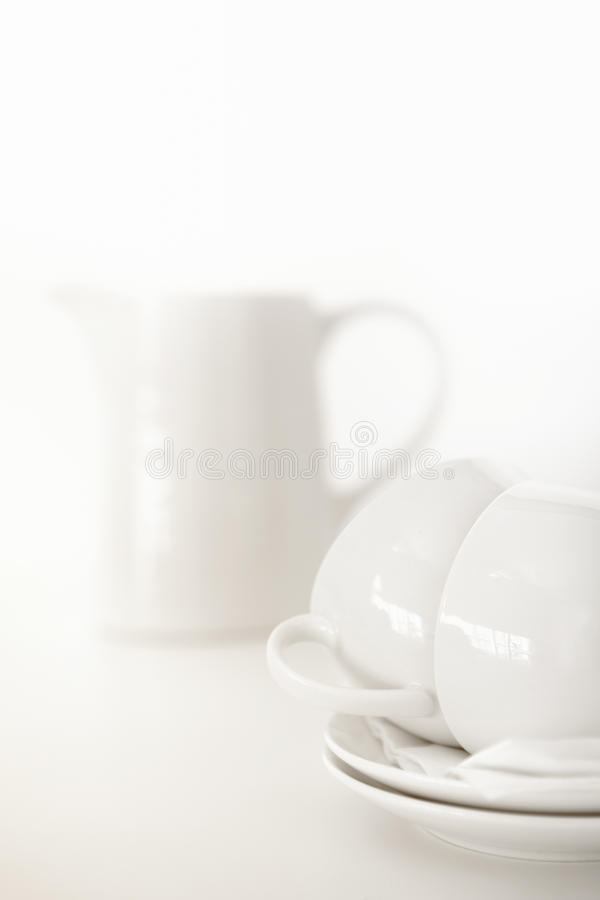 Download White Coffee Cups Stock Images - Image: 22798994