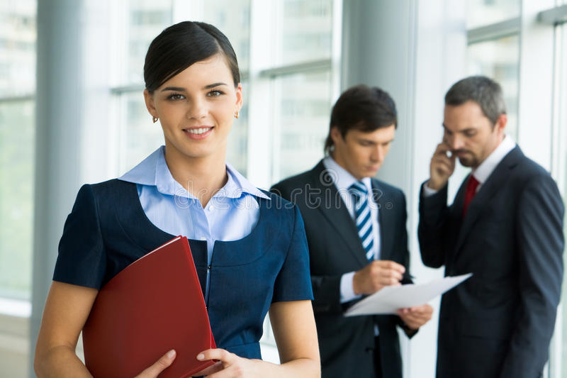 Download White collar worker stock photo. Image of feminine, face - 10225324